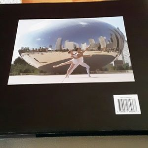 Other - Joffrey Ballet book signed by Ashley Wheater